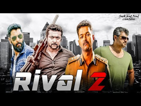 RIVAL 2 - Thala Thalapathy Vikram Surya Movie 2018 Seek and Find creations