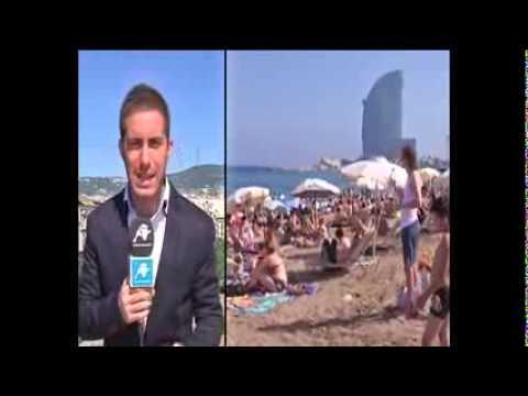 Madrid y Barcelona capitales del turismo en Espa a   Intereconom a TV
