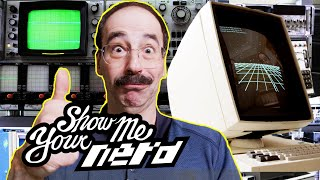 This Guy is Repairing the Father of All Modern Computers | Show Me Your Nerd
