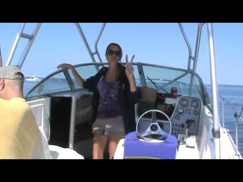 Blue fishing Long Island Sound 901.MPG