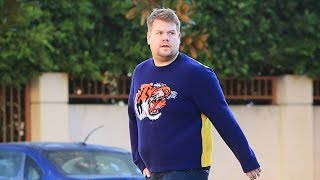 Funnyman James Corden Almost Named New Daughter Beyonce
