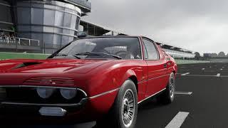 FORZA Motorsport 7 - 1970 Alfa Romeo Montreal - Car Show Speed Crash Test .