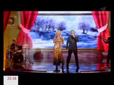 Смотреть клип Ирина Аллегрова и Александр Буйнов - Сиреневый туман
