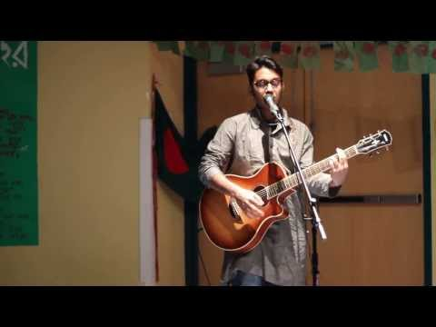 Ami Tomake Bole Debo - Sanjeeb Chowdhury (cover) By Neel video