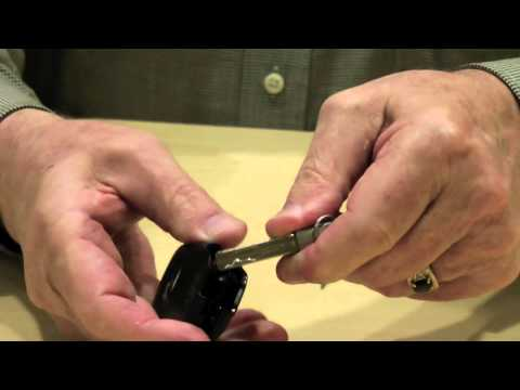 Lexus Remote Key Fob Battery Replacement Video. CT200h ...