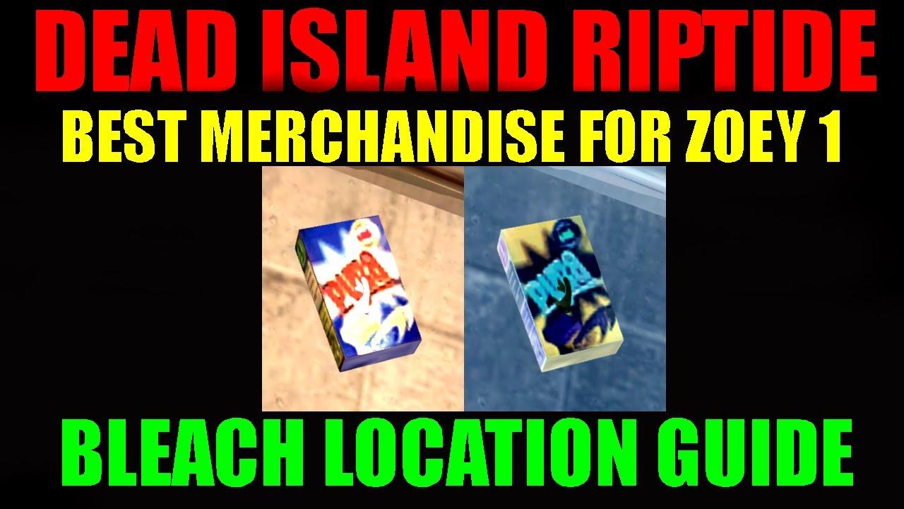 Bleach Dead Island Riptide Dead Island Riptide Best