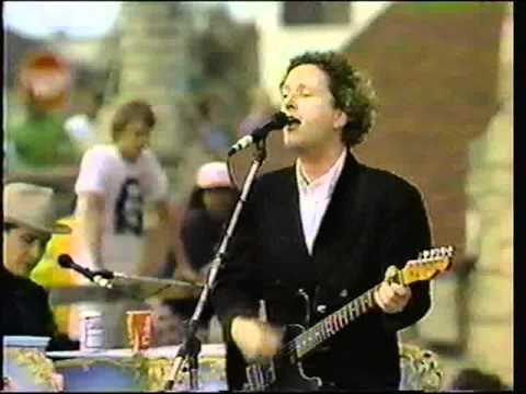 Squeeze at Daytona Beach Annie Get Your Gun 1988