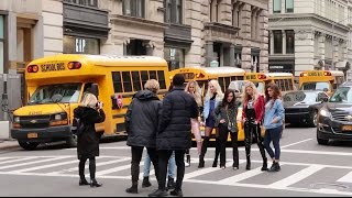 SQUAD GOALS IN NEW YORK CITY   BLONDE TIGERS - VLOG #147