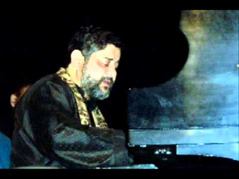Aage bhi jane na tu WAQT by Brian Silas on acoustic piano