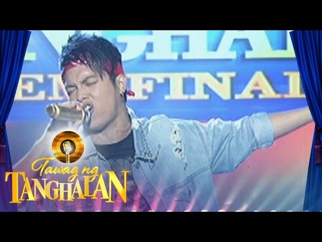 Tawag ng Tanghalan: Sam Mangubat   You Give Love A Bad Name (Round 4 Semifinals)