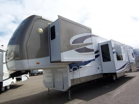 2006 Holiday Rambler Presidential 37RLQ Fifth wheel rv