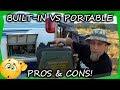 Generator SMACKDOWN! Onboard ONAN Vs. Cheap PORTABLE For RV Vanlife NOMADS?