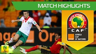 CAN Orange 2013 | Angola 0-0 Maroc