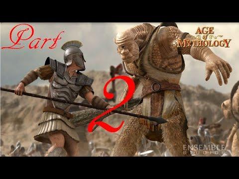 Age of Mythology - The Titans Expansion-Ajax-Part 2(1080p HD)