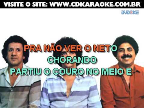 Trio Parada Dura   Couro De Boi