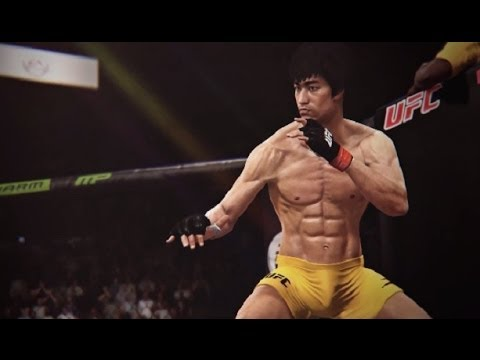 EA Sports UFC Interview E3 2014