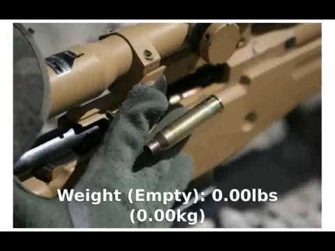 McMillan TAC-416 Bolt-Action Single-Shot Anti-Material Rifle ()  Specs Informati