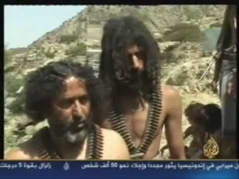 قبائل بدائية تعيش فى عام 2011
