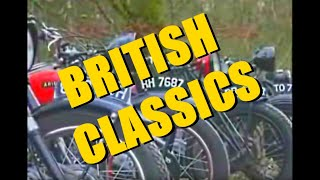Classic motorcycles documentary