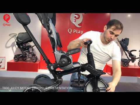 QPLAY T600 KIDS TRICYCLE