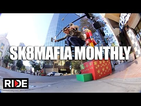 SK8 Mafia Monthly January 2016