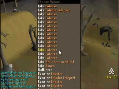 Old School Runescape Jagex Quest! 2013