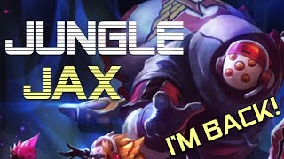 [ITA] Jax Jungle guide and gameplay season 8! - League of Legends- Climb to Plat