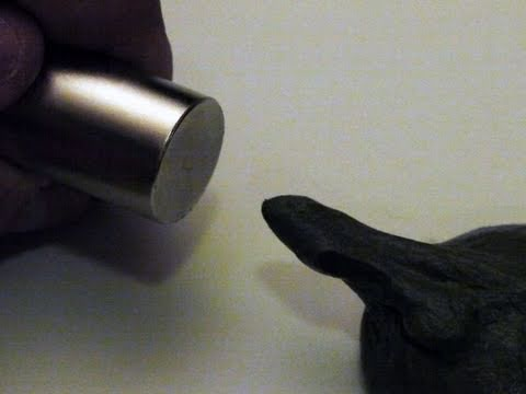 Magnetic Super Putty