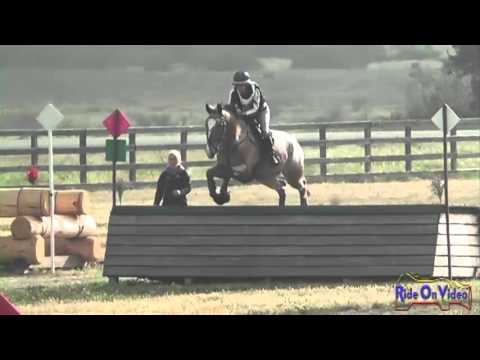 104XC Erin Kellerhouse - Cristal Open Preliminary Cross Country Galway Downs Int'l HT March 2013