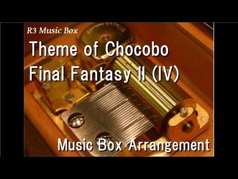 Nobuo Uematsu - Chocobo Theme
