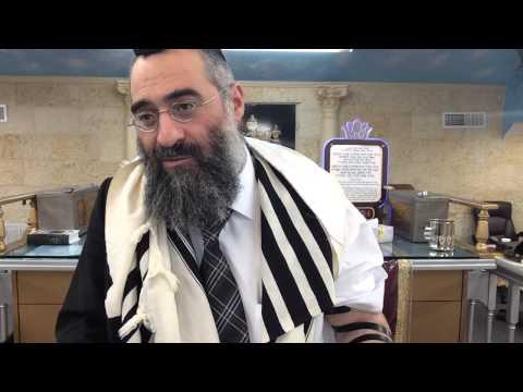 Halacha Shevi'it: Money of Shemitah Outside Israel 5/27/15