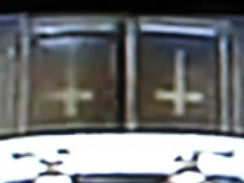 SOLID PROOF!! Satanic Demonic Pope Catholic Christmas Mass 2008 Video