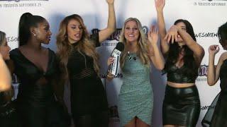 Fifth Harmony Tease New Album & Tell Group Horror Story!