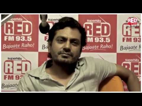 Nawazuddin Siddiqui joins RJ J Man at Red FM Studio: Part 2