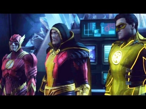 Injustice Gods Among Us: A Quinta Meia Hora