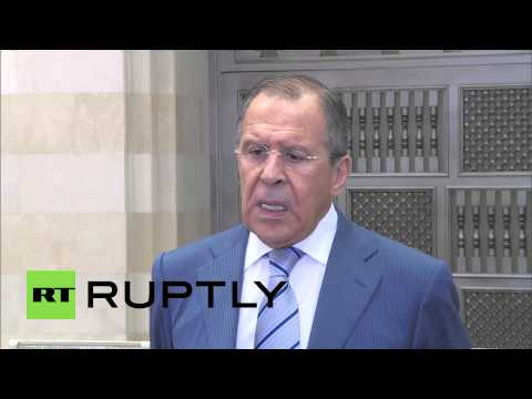 Saudi Arabia: Lavrov discusses Poroshenko's
