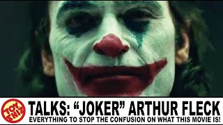 "Toy Shiz TALKS: The NEW ""Joker, Arthur Fleck"" Movie and Clears Up The Confusion!"