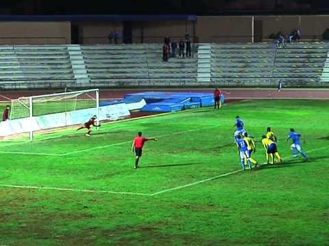 San Fernando 2 - Cádiz B 3 (02-11-14)
