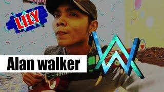 ALAN WALKER - LILY cover ukulele Fadzikri ( kentrung )