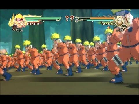 Naruto Ultimate Ninja Storm Walkthrough Part 160 Reunion with Lady Tsunade (Tsunade Search Arc)
