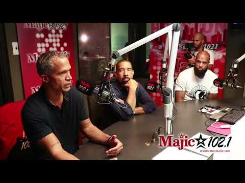 Godsey Martin & Slim Thug Explain Harvey Didn't Win Back In A Home Giveaway + More