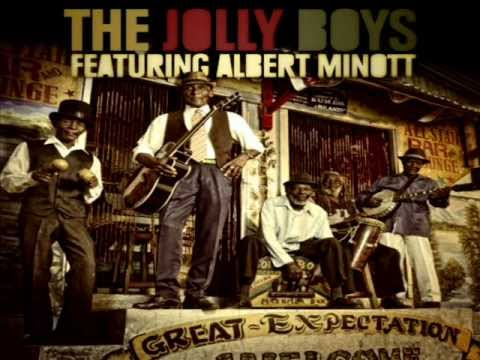 The Jolly Boys feat. Albert Minott - The Passenger (Iggy Pop Cover) & Blue Monday (New Order Cover)