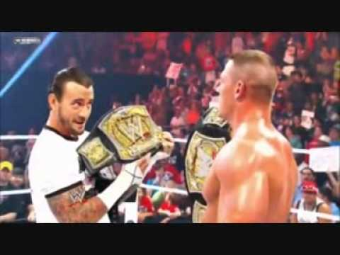 CM Punk Best Tribute Ever   Sound Of Madness