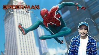 SPIDERMAN Far From HOME Gameplay Review LIVE PS4
