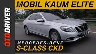 Mercedes-Benz S-Class CKD 2017 Review Indonesia | OtoDriver