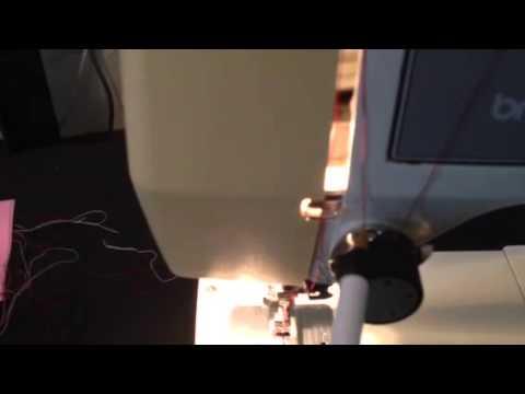 how to thread a vx710 sewing machine