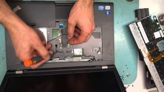 Разборка ноутбука Think Pad Lenovo L530 .Disassembly Laptop Think Pad Lenovo L530