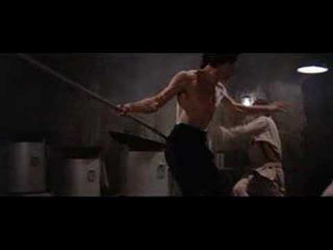 The Best Bruce Lee's Kung-fu video