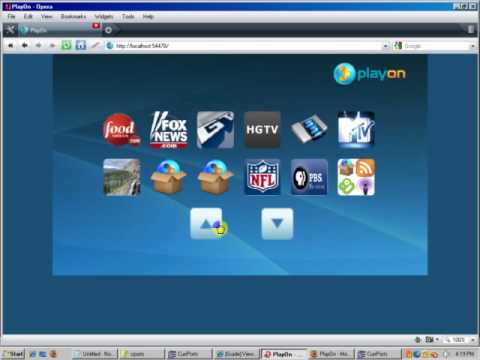 [Video] View PlayOn on your TV using your PC with no DLNA device
