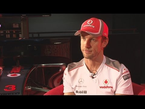 Jenson Button interview: Driver talks Hamilton, Perez and F1 controversy at Bluewater